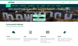indiestep home page