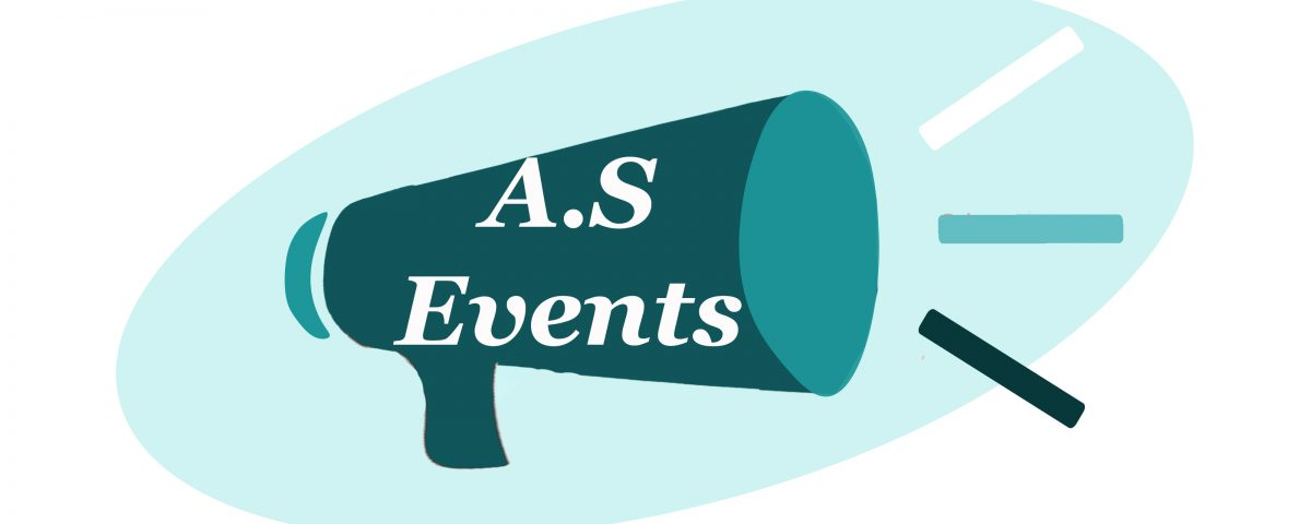 A.S EVENTS LOGO
